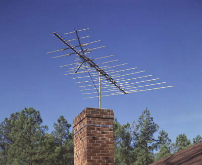 "DIGITAL TV ANTENNAS ""Granby TV"""